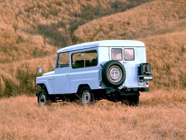 Nissan Patrol 1960
