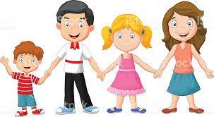 Resultado de imagen para imagenes infantiles de familias felices