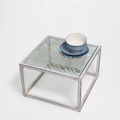 Zara home maison and meubles on pinterest for Miroir zara home