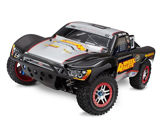 Traxxas Slash Ultimate Mike Jenkins 1:10 4WD Brushless Electric RC Truck