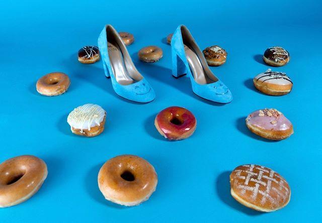 Smooth and gleaming* 😉🍩 Maxine Shoes Campaign 👠 Shoes @maxine_shoes Photography @ljgodbolt Art Direction @__astridsalas Digital Strategy @nikaovcharova Retouching @marioku.portrait  Model @shumaila7x  #lookbook #artdirection #fashionphotographer #fashionshoot  #fashion #fashiongram #fashiondiaries #fun #woman #free # freespirited #legs #fashion #shoes #style #photoshoot #winkyface #Doughnut #donut #lookbook #london