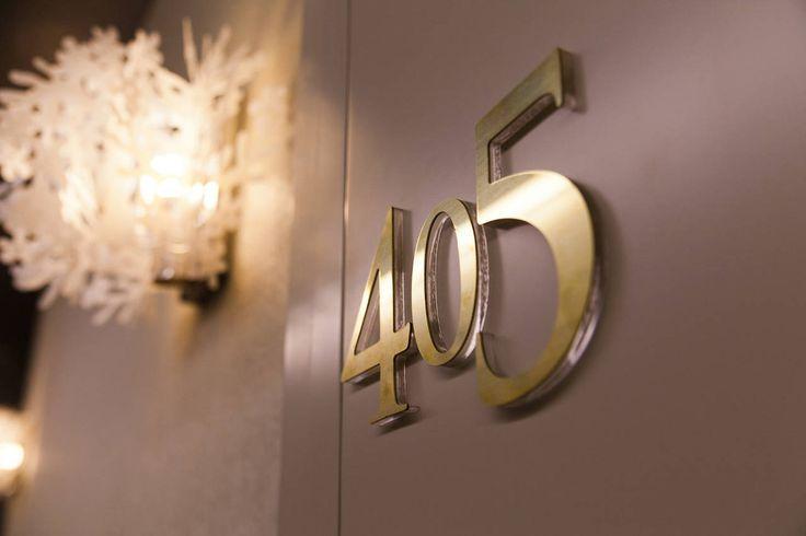 <br>Fiorella designed by Nigel Coates lights up the corridors of Hotel Princesa Munia, Oviedo (Spain)