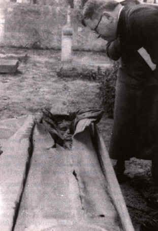 Blessed Jacinta Marto's incorrupt body, seer at Fatima, Portugal