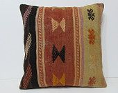 pastel kilim pillow 24x24 pillow cover large accent pillow 24x24 pillows large kelim rug big pillow cover large outdoor pillow red rug 28969