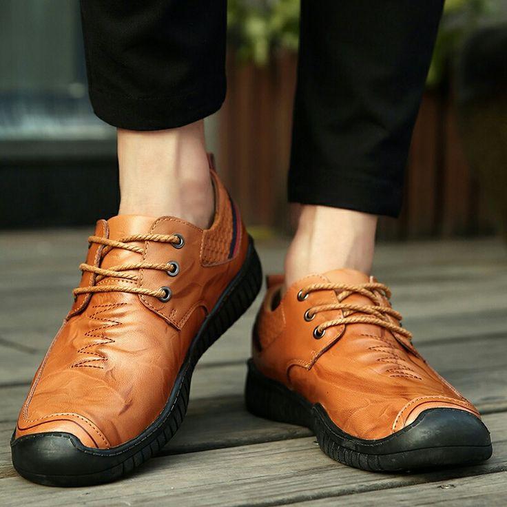 >> comprar aqui << Prelesty Marca de Luxo Dos Homens Quentes de Inverno Sapatos de Couro Genuíno Sapatos Formais Masculinos Casuais dos homens de Moda Altura Crescente