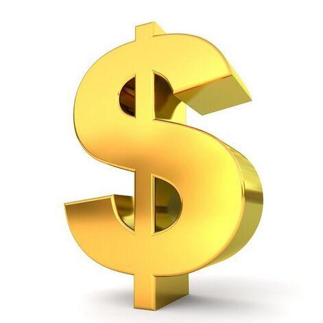 Un Dólar Enlace de Pago para el coste de envío