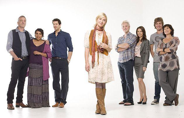 Offspring - Cast first season 1