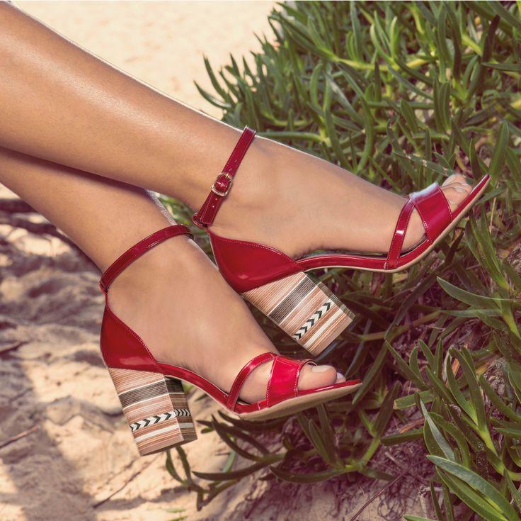 Campanha Verão 2017 - Camminare Calçados ♥