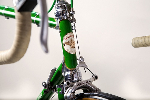 1964 Bianchi Specialissima: Vintage Italian, Bicycles, Bianchi Specialissima, Bike, Green Bianchi, 1964 Bianchi, Vintage Wardrobe, Vintage Green, Forza Bianchi