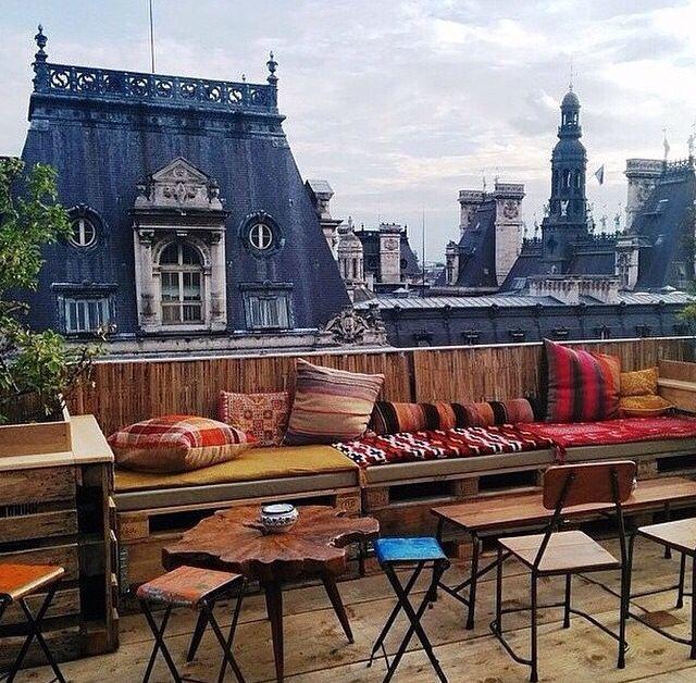 Ático en Paris