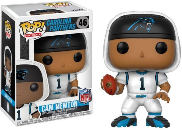 POP NFL: Cam Newton (Panthers White)