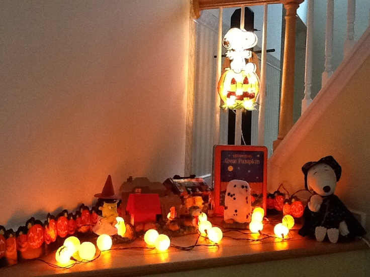 It's The Great Pumpkin Charlie Brown, for your home!!!