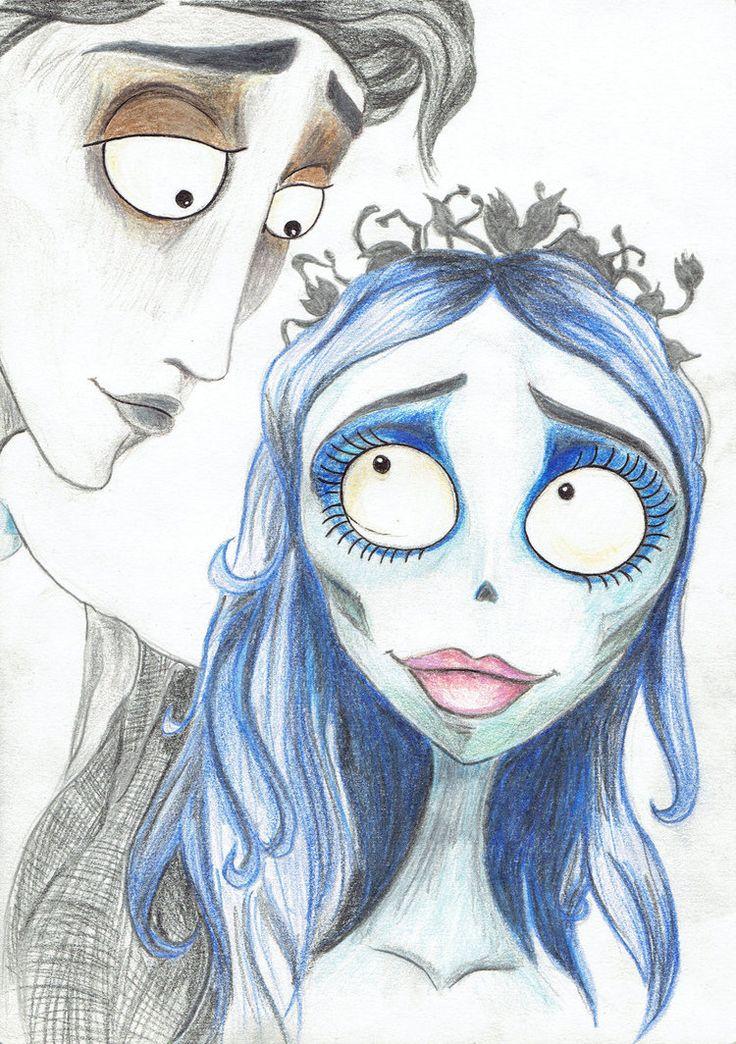 As 11 melhores imagens em Corpse Bride no Pinterest ...