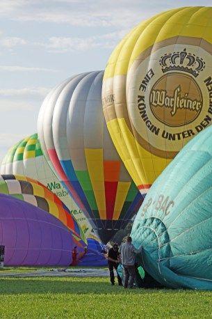 Tolle Sache! Montgolfiade in Warstein. Wenn Heißluftballons den Himmel erobern. mehr dazu im Blog, einfach klicken.