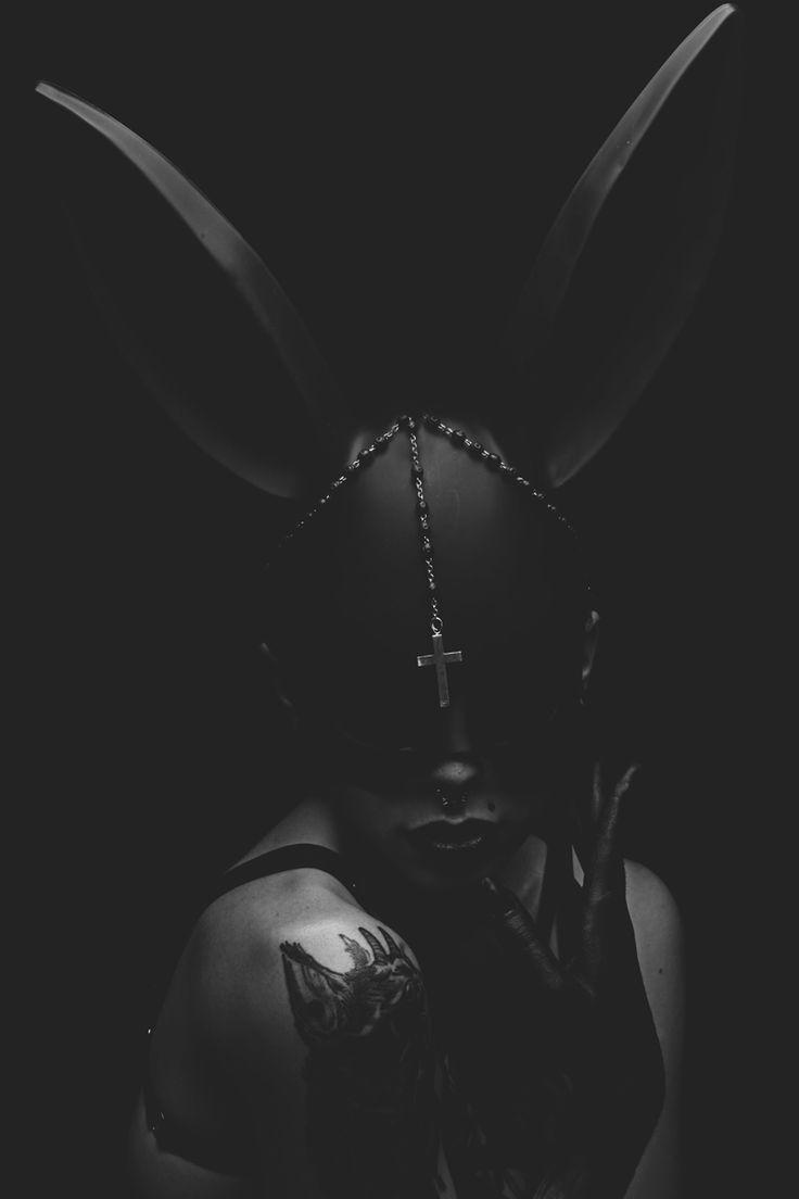 """""UNDERWORLD"" — Photographer: Mattia Crepaldi Model: Slim Suicide """