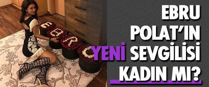 """Hukuk mezunu olan ve psikoloji master'ı yapan Ebru Polat, """"Kendimi seksi bulmuyorum, güzel de değilim"""" diyor ve ekliyor, """"Hem kadınlar hem de erkekler benimle birlikte olmak istiyor."""