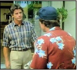 Actor Peter Brown on Magnum, P.I.