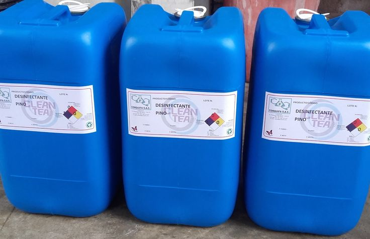Desinfectante Pino solución acuosa concentrada, es un buen agente de limpieza y de desinfección como es el Cloruro de Benzalconio con efecto residual y agradable olor a pino.
