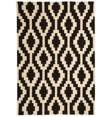 Hester Wool Rug 160 x 230 matt blatt $495