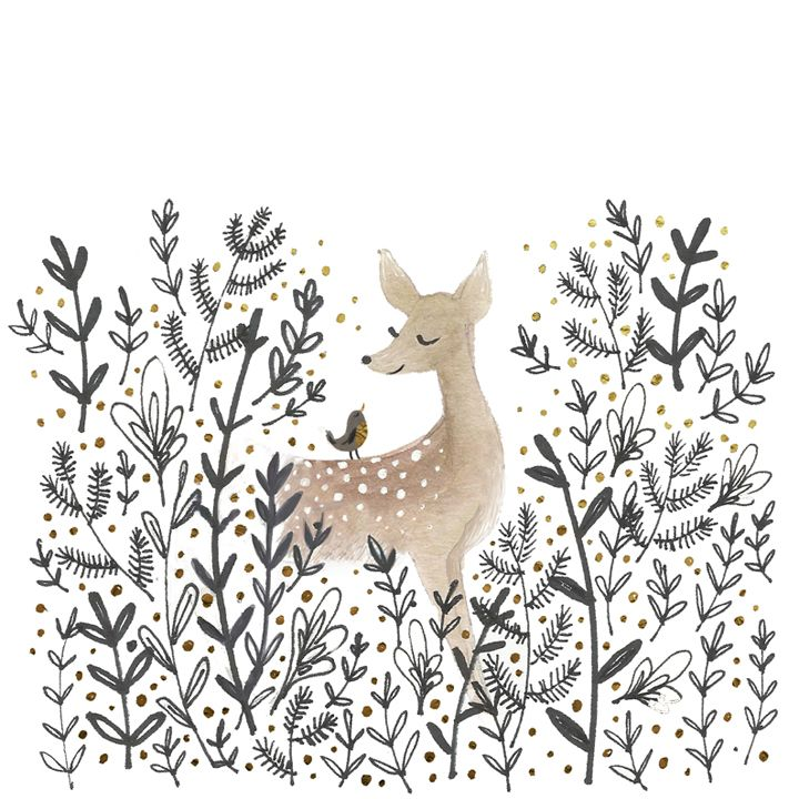 { love you, deer }