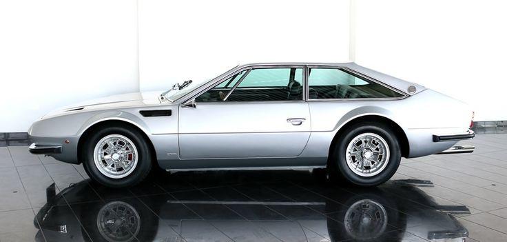 1971 Lamborghini Jarama | Classic Driver Market