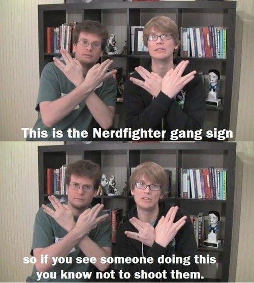 #Vlogbrothers #HankGreen #JohnGreen Nerdfighters UNITE!