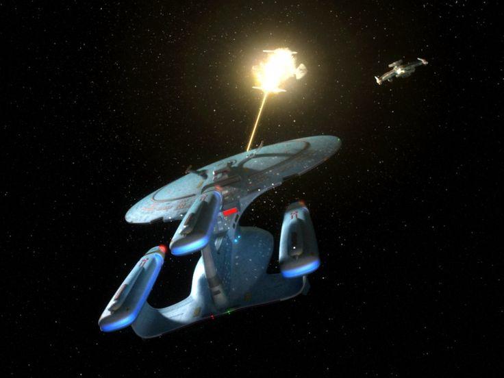 I identify as a starship!