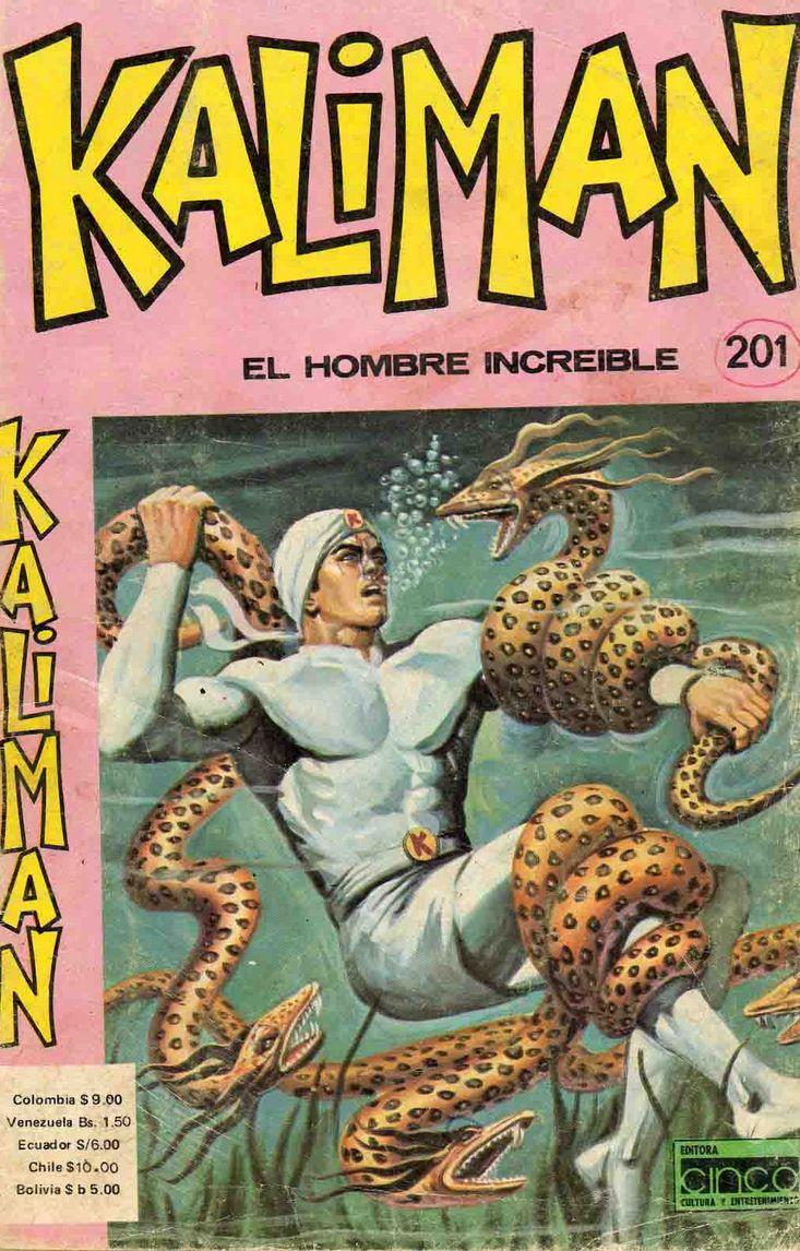 Comic mexicano jorge que es verdad!!! existio esto de caliman