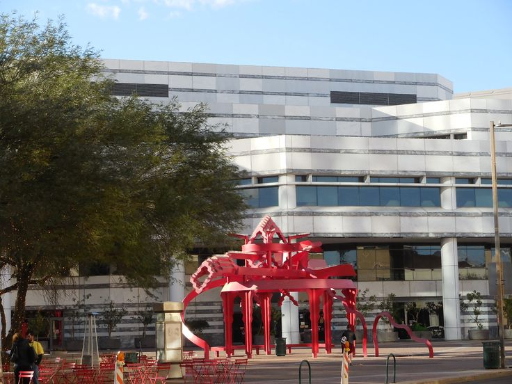 Downtown Tucson Library