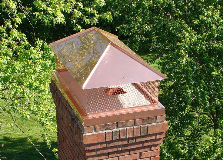 17 Best Images About Chimney Caps On Pinterest
