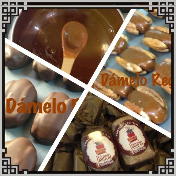 Deliciosas Chocotejas tipo exportación...