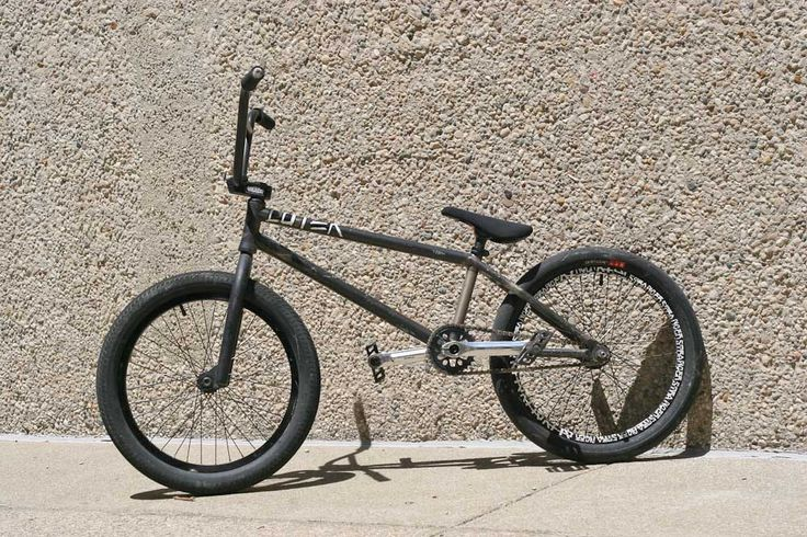 BMX Bikes - David Grant's Stranger BMX Bike - Ride BMX Magazine