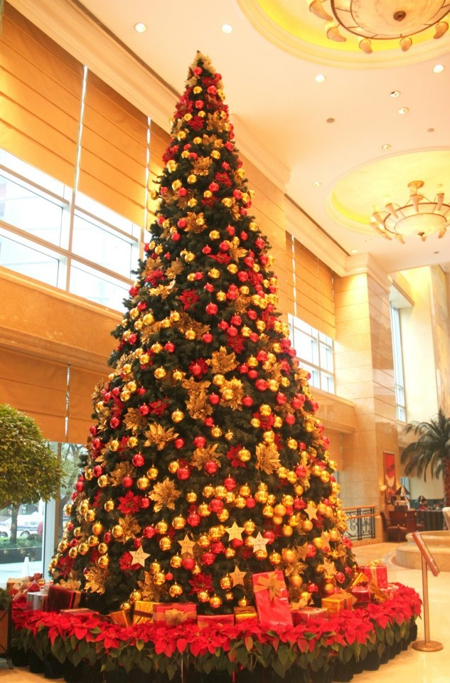 Charming Five Star Holiday Decor Part - 7: Sheng Tan Kuai Loh From Dewey Seasons Hotel Shanghai. Find This Pin And  More On Luxury Holiday Decor ...