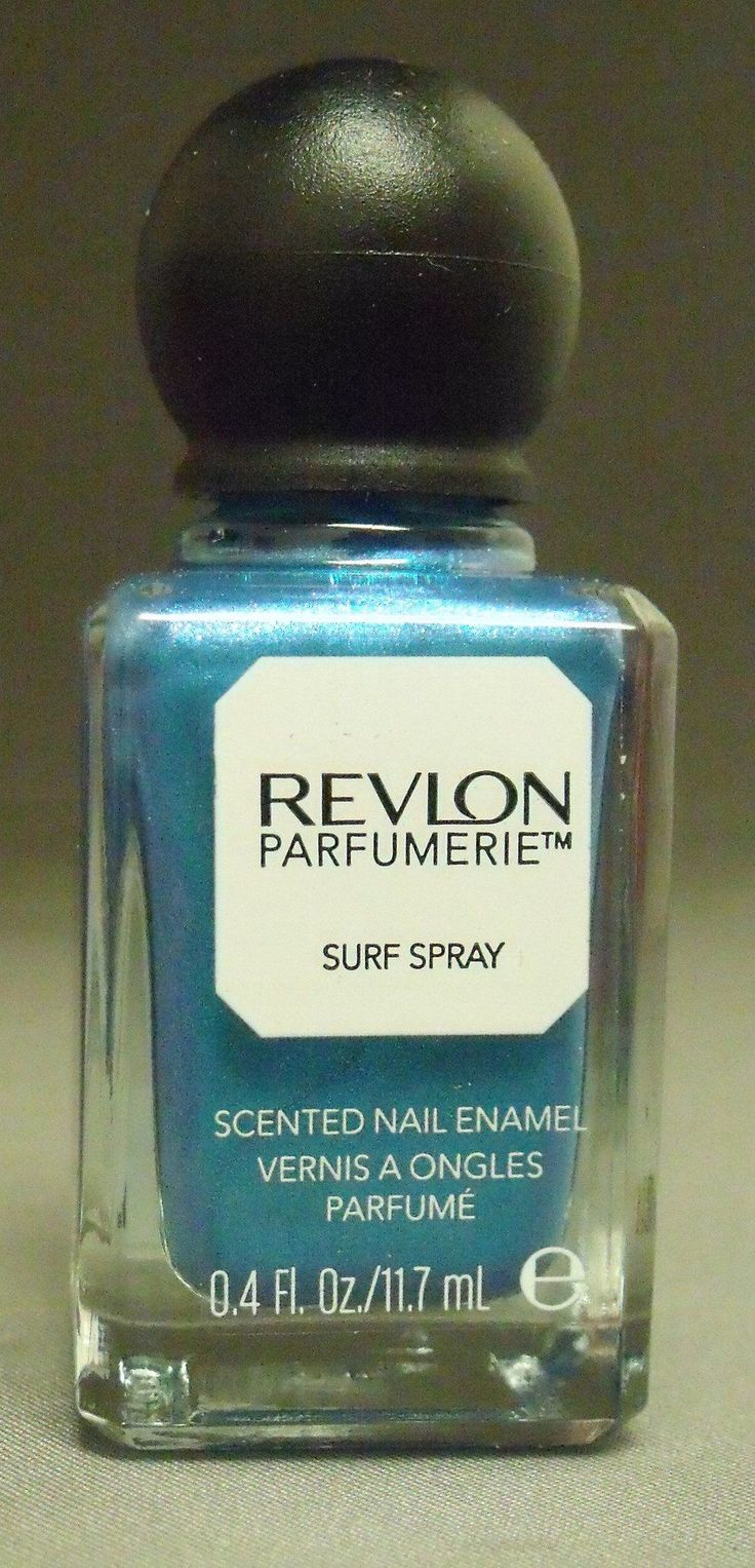 REVLON SCENTED NAIL POLISH SURF SPRAY 4901-20
