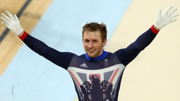 Jason Kenny & his fiancee Laura Trott have now won 10 gold medals between them making them each the most successful male & female Olympians in GB http://ift.tt/2bgk0ZN Love #sport follow #sports on @cutephonecases