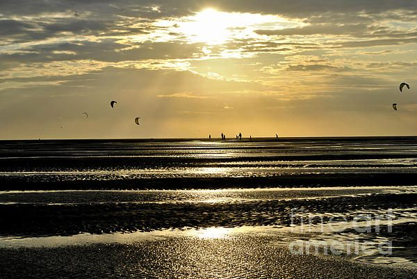 Zeeland in the Netherlands - paradise for kitesurfing!