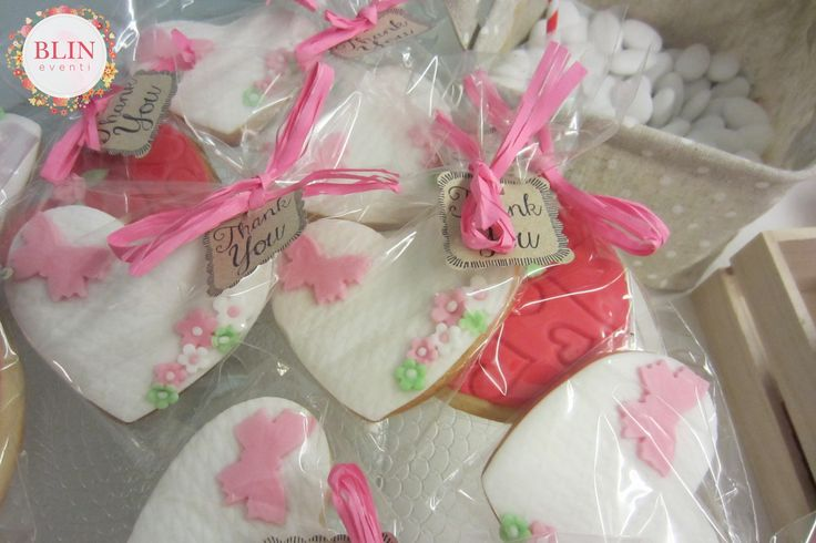 Hearts cookies by Blin Eventi http://www.blineventi.it/