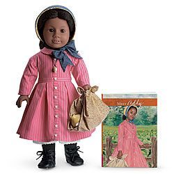 American Girl® Dolls: Addy Doll, Book & Accessories (dont have this one yet, it's on the to get list!)