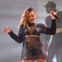 Rihanna | GRAMMY.com: Rihanna Navy, Rihanna Fashion, Girls Riri, Photo, Bad Girls
