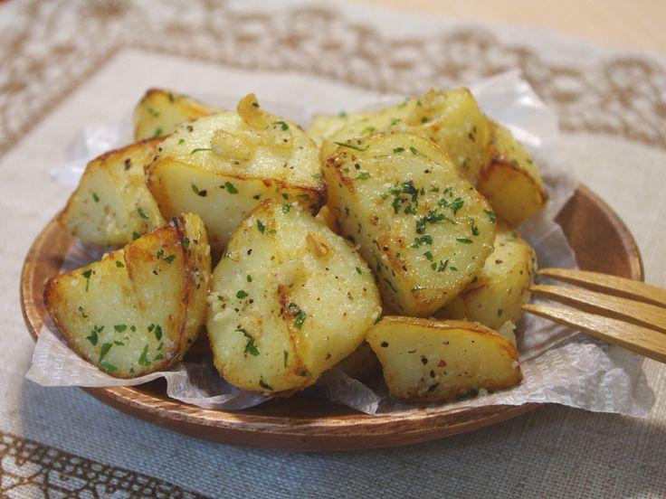蒜香起司馬鈴薯