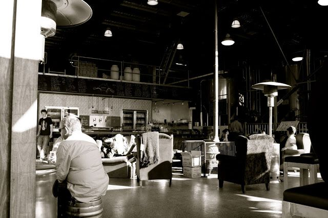 Amanda Cole :: Augustine: Photos from the White Rabbit Brewery