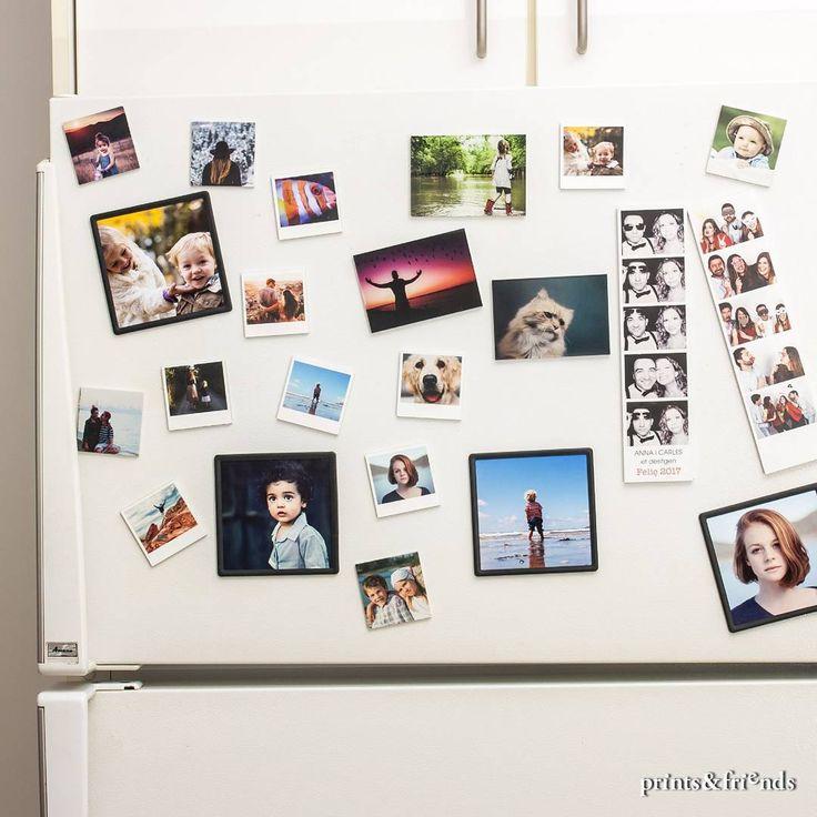 ¿Quién no tiene la nevera llena de imanes de sus viajes? ✈  ·  Con nuestros Magnets puedes hacer tus propios imanes personalizados!  ·  ¡Entra en nuestra página web y pide el que mas te guste! 😊  ·  #regalos #regals #magnets #imanes #imans #nevera #iman #personalizado #photobooth #imanespersonalizados #polaroid #fotografia #fotos #recuerdos #decoracion #deco #cocina #home #decoration #smiles #travel #summer #verano #estiu #beach #playa #platja  #cuina #barcelona #Printsandfriends