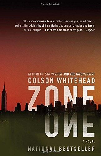 Zone One Reprint