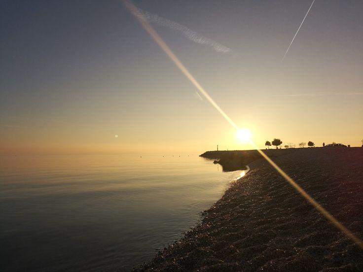 #sunset #žnjan #Split 😱😍 Croaaatiiiaa 😎❤️