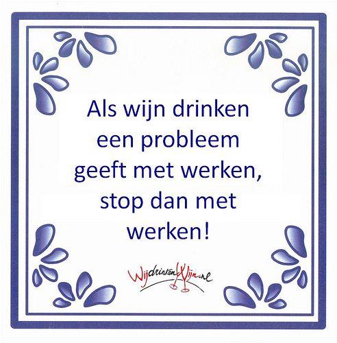 Leuke foto wijn.  Op zoek naar een lekkere wijn: http://wijdrinkenwijn.nl/  Op zoek naar meer leuke en grappige foto's over wijn. Kijk op onze Facebookpagina:  https://www.facebook.com/wijdrinkenwijn