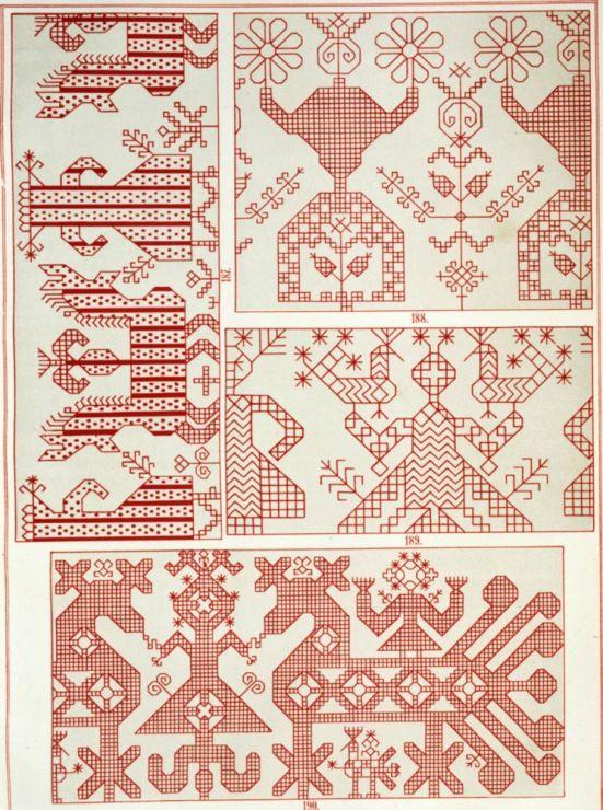(236) Gallery.ru / Фото #16 - Русский орнамент - vihrova