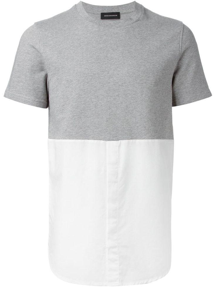 Kris Van Assche Shirt T-shirt - Tom Greyhound - Farfetch.com