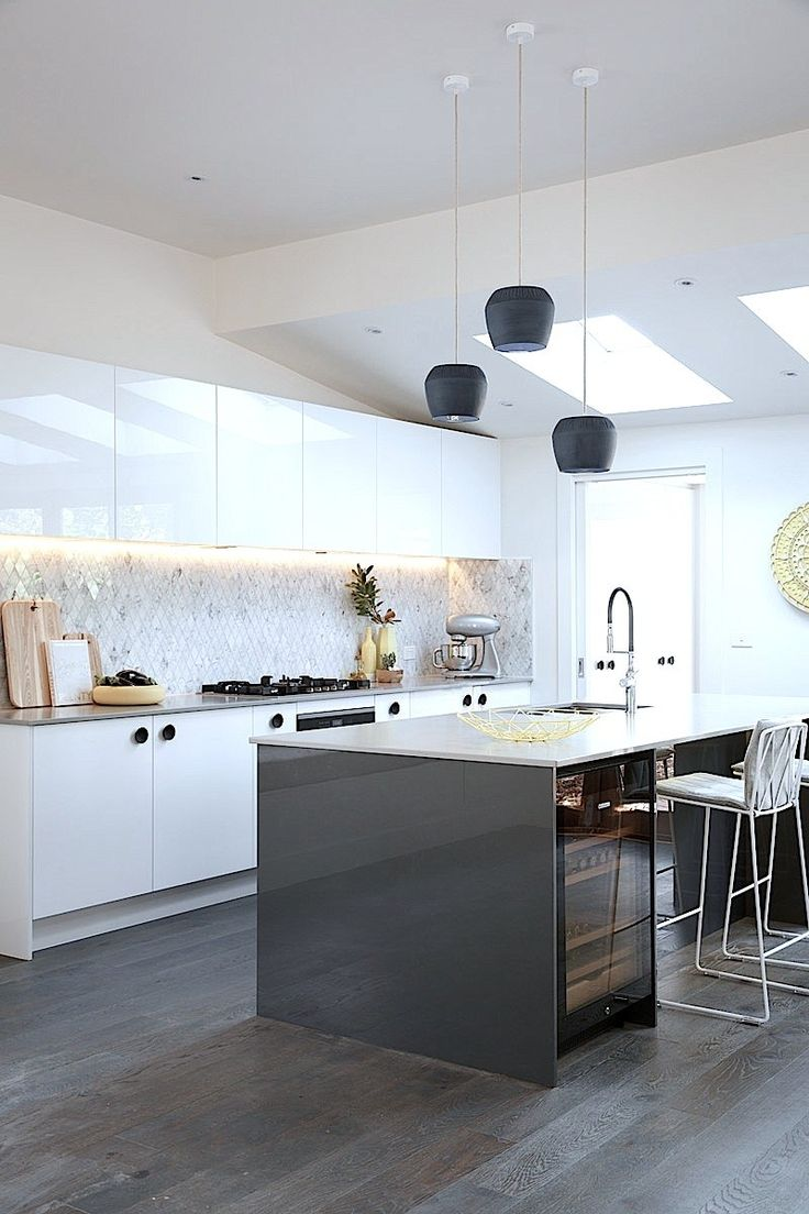Caesarstone Kitchen Counters - 6 Chic Design Looks