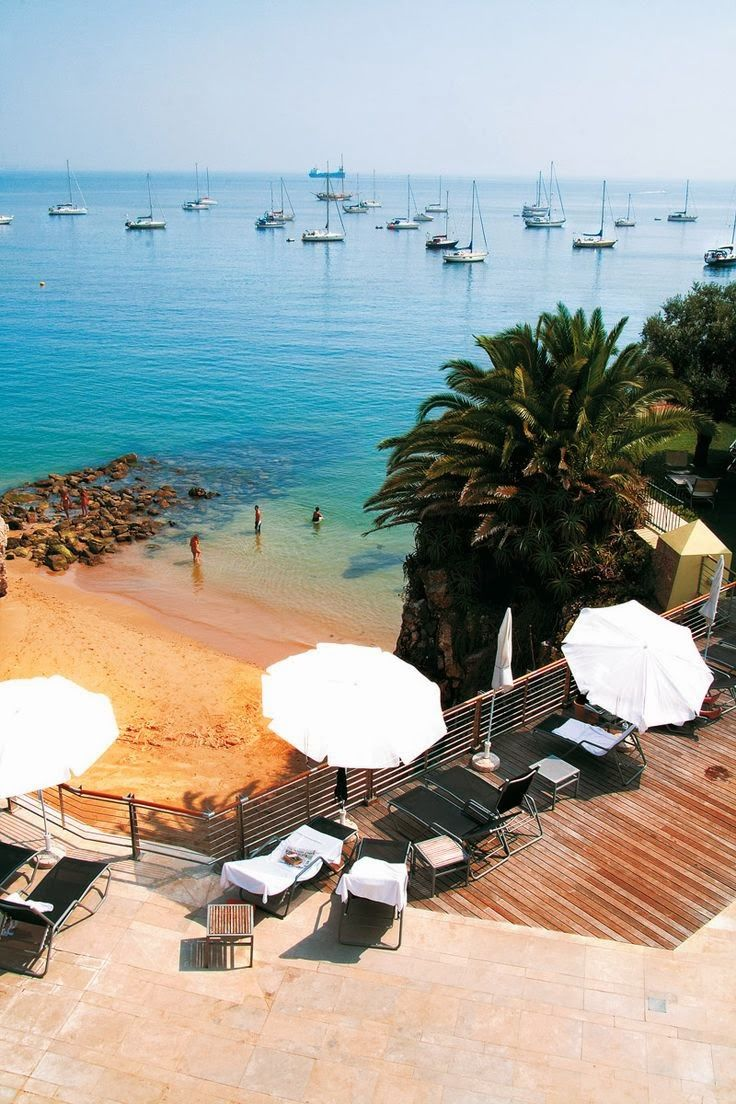 Half an hour from Lisbon: beach, restaurants, nightlife and peaceful spots - Cascais, Portugal