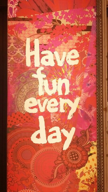 Have fun every day - Barcelona Desigual